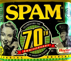 Try to Can the Spam