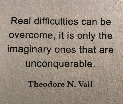 Real Difficulties